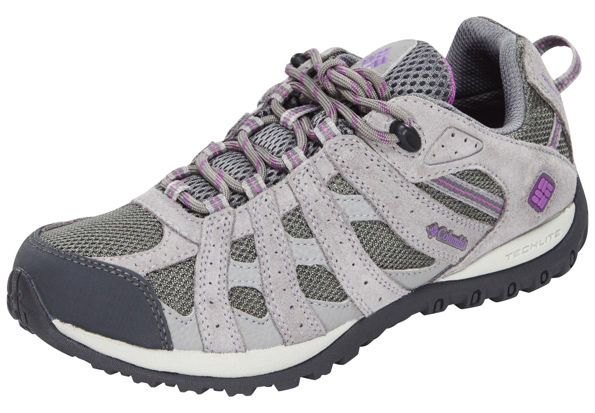 Chaussures Campz Redmond Columbia Wp Gris Femme Sur STFvzxZq